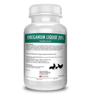Oreganum Liquid 20%