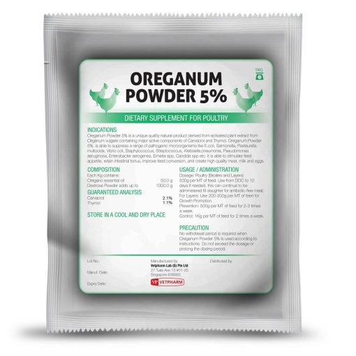 Oreganum Powder 5%