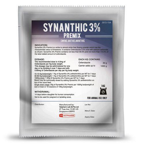 Synanthic 3% Premix