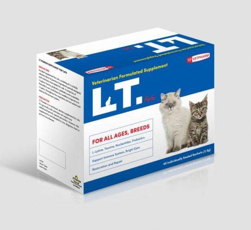 LT Powder Supplement for Cats
