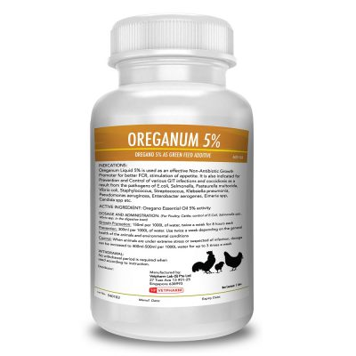 Oreganum Liquid 5%